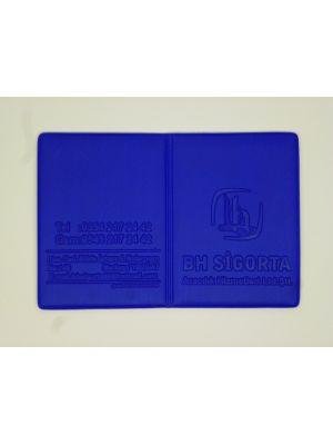 Argenso 1143 Ruhsat Kılıfı (Deri Görünümlü Plastik)