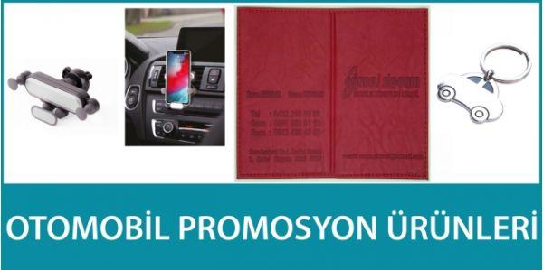 Otomobil Promosyon Ürünleri